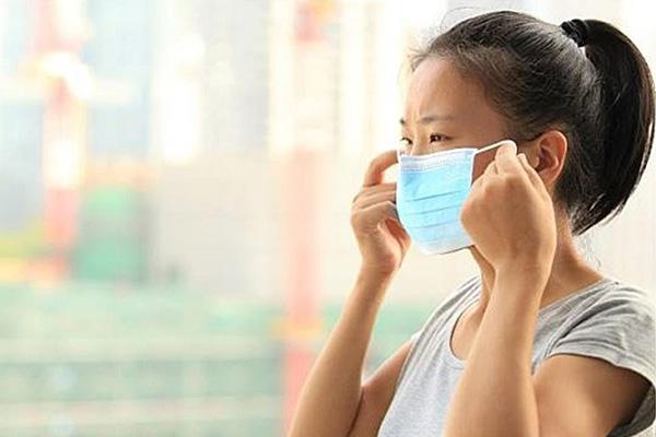 ประเภท หน้ากากอนามัย กรองฝุ่นเเละป้องกันเชื่อโรค