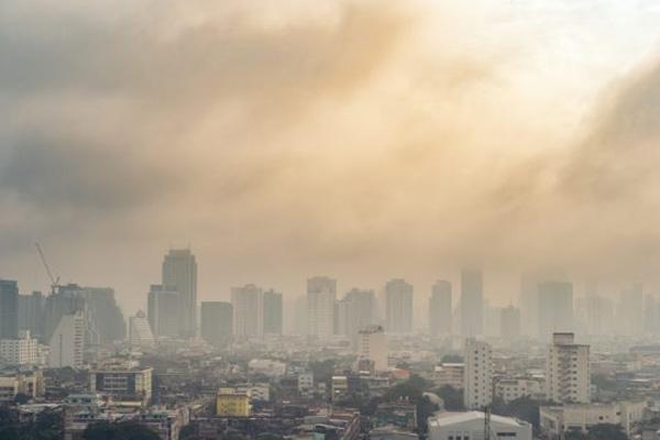 มลภาวะฝุ่นหนาแน่น ภัยอันตรายทั่วกรุงเทพ